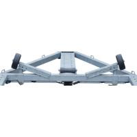 Sivutukipyöräpari V750A-V1000A, 750LP (taka)